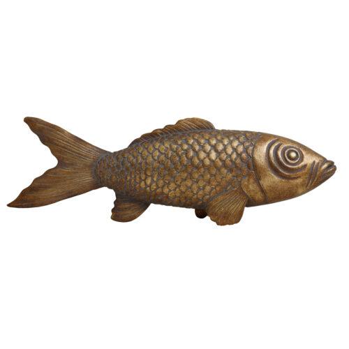 Pisces Fish Gold