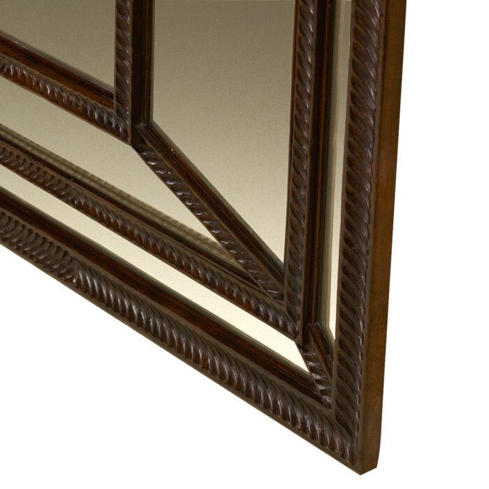 Flemish Mirror Close Up