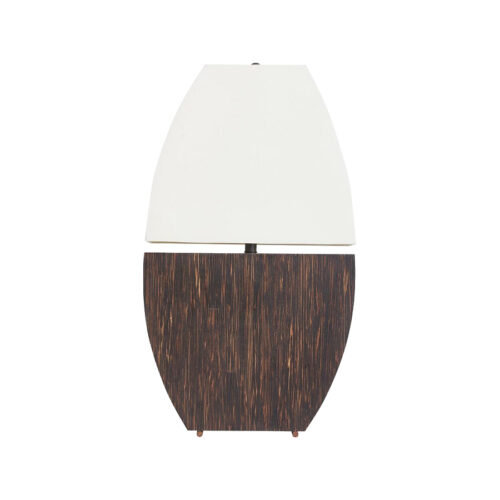 Arete Oval Table Lamp