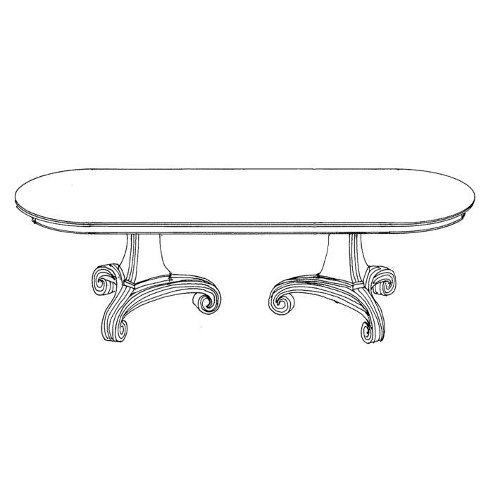 Cummings Side Table Custom 2