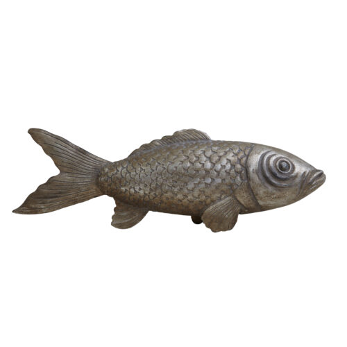 Pisces Fish Silver