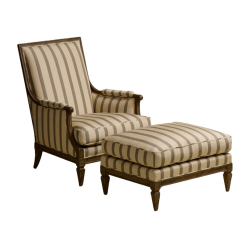 Louis XVI Jacob Arm Chair