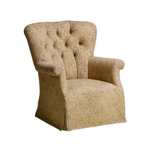 Tufted Chair Large