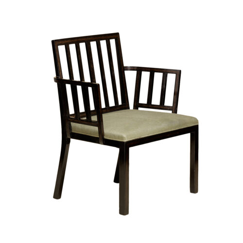 Large Georgian Arm Chair