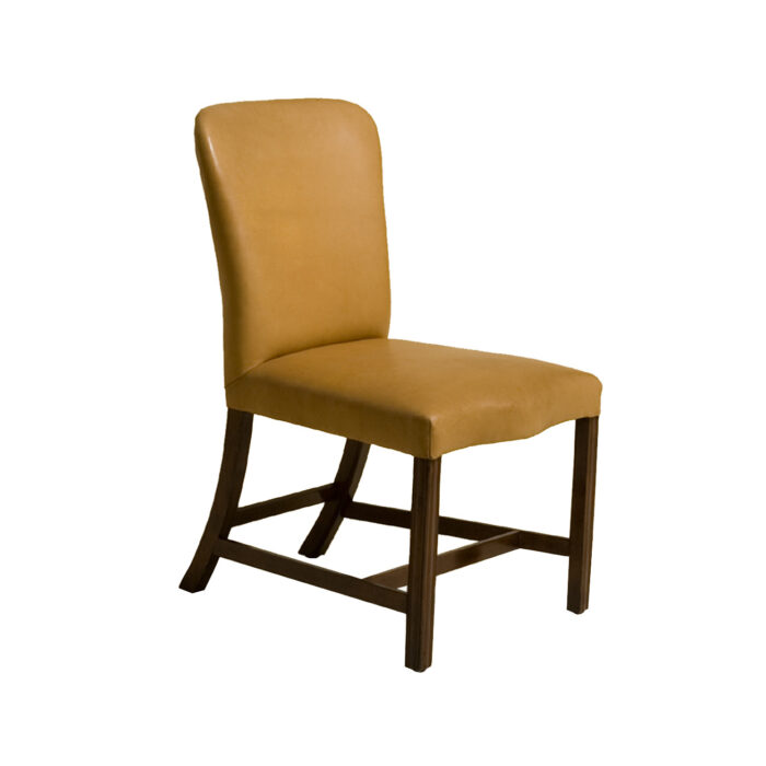 Chippendale Dining Side Chair - Small Angled View