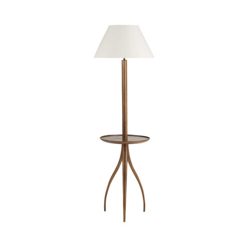 Fleur Side Table Lamp