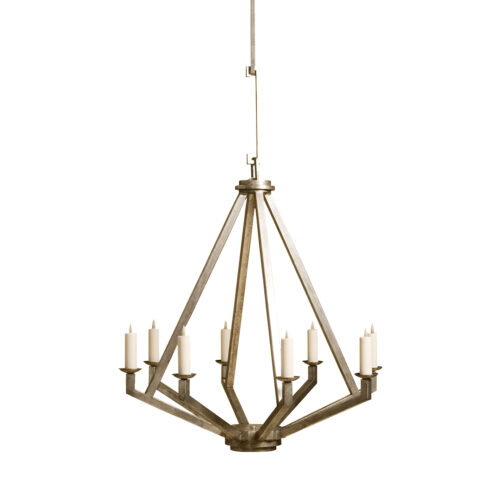 Secessionist Chandelier