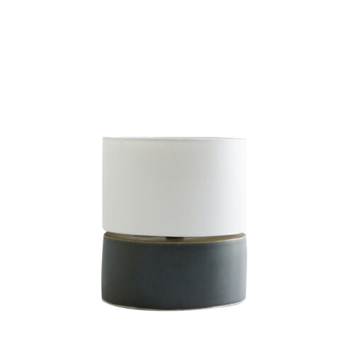 Rondella Table Lamp Grey Blue