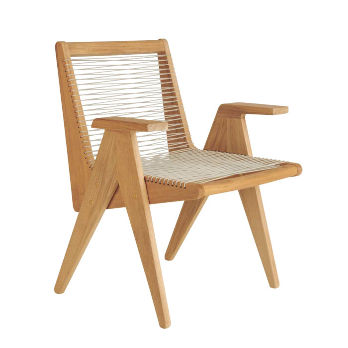 Cat's Cradle Dining Arm Chair No Cushion