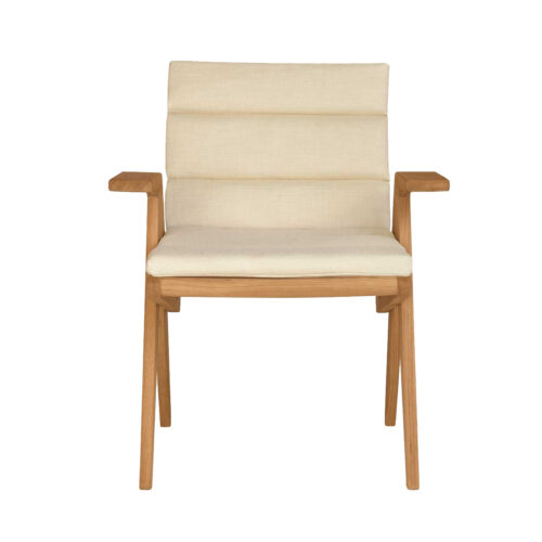 Cat's Cradle Dining Arm Chair Front
