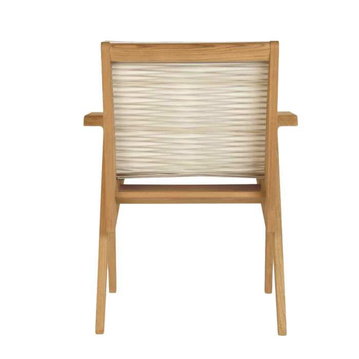 Cat's Cradle Dining Arm Chair Back
