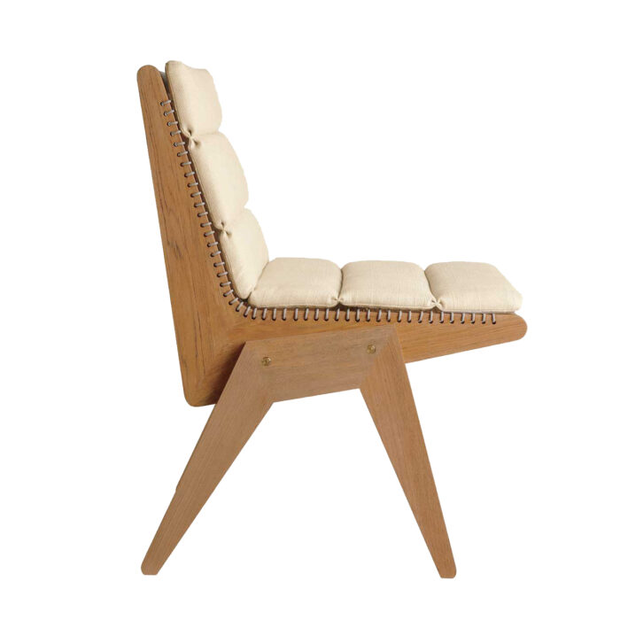Cat's Cradle Dining Side Chair Profile