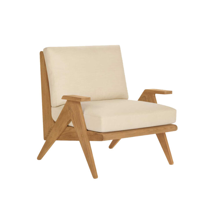 Cats Cradle Lounge Chair Angle