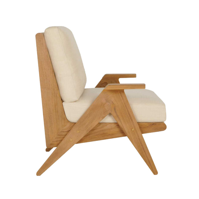Cats Cradle Lounge Chair Profile