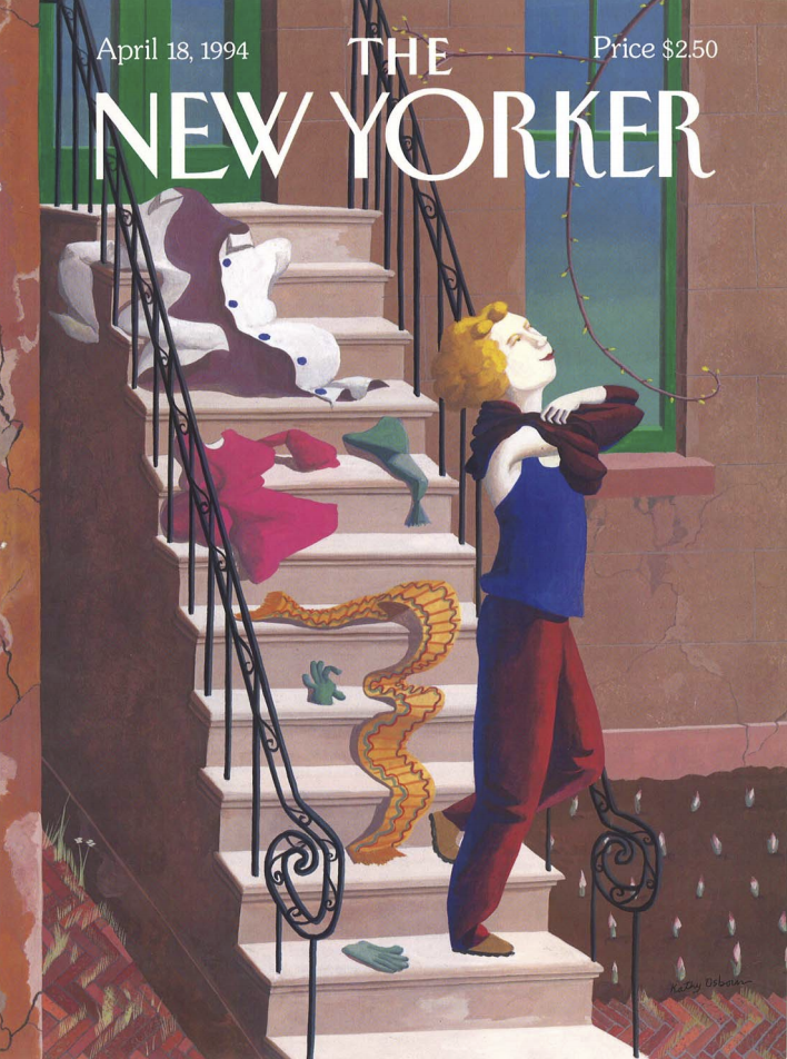 The New Yorker April 1994